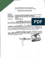 Sentencia Doceava Prima de Navidad Tribunal Administrativo de Antioquia (4) Soldados Profesionales
