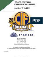 State Football Handbook