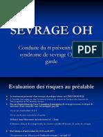 2013 - Sevrage OH