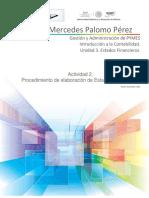ICO_U3_A2_MEPP_Procedimiento de elaboración de estados financieros