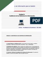 P Auditoria de Sistemas 2010