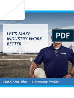 ERIKS Malaysia - Company Profile 2019