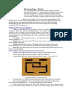 Teknik Layout PCB