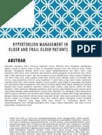Hypertension Management in Older and Frail Older Patient -Vebio.pptx