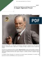 Ello Yo y Superyó según Sigmund Freud – Ѱ Psicovalero