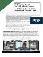 La Community Dialogue Flyer7
