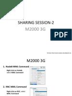M2000 3G MML Command.ppt