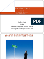 BUSINESS ETHICS AND SPIRITUALITY.ppt