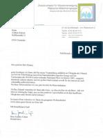 Zweckverband Wasserversorgung Andreas Klamm