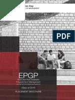 Executive MBA Placement Brochure of  IIM Bangalore.pdf