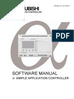AL2 Series SOFTWARE MANUAL jy992d74001l.pdf