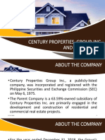 Century Properties  Group, Inc report.pptx