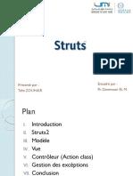 Le Framework Struts2