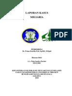 Laporan Kasus Miliaria.docx