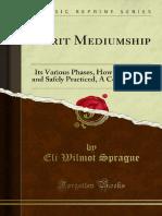 Spirit Mediumship - Sprague.pdf