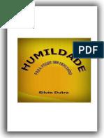 Humildade Para Ser Exaltado