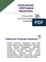 7. Kekeliruan Pertanian Industrial
