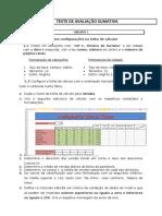 Teste Modulo  2 Excel