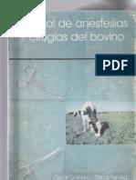 Manual de anestesias y cirugías del bovino 0
