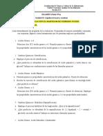 2° Evaluación Lípidos. Grasa y Aceites