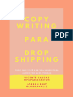 Copywriting para Dropshipping - @papaiescritor part. @lorranruiz