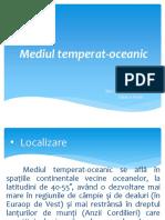 Mediul temperat-oceanic