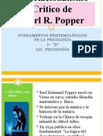 El Racionalismo Critico de Karl Popper