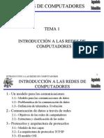 Introducción a las redes de computadoras (Ingeniería Telemática)