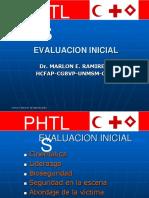 Evaluacion Inicial  phtls