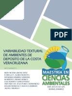PRACTICA DE VARIACION TEXTURAL DE DEPOSITOS EN LA COSTA VERACRUZANA
