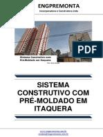 Sistema Construtivo Com Pré-Moldado Em Itaquera