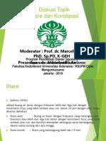 3. Diskusi Topik -Diare & Konstipasi - AA.pptx