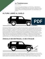 Las Cotas de un Todoterreno – Portal SUV