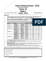 FIITJEE Sample Papers Class X Paper 2.pdf