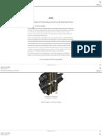 Orifice Plates for Flow Measurement and Flow Restriction