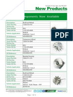 New Product Bulletin 2016-22 Jrone