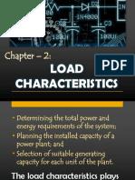 LOAD CHARACTERISTICS.pptx