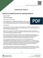 Disposición 2-2020 SRT GACM