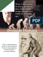 EVOLUÇÃOHUMANA
