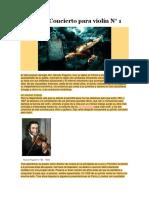 paganini concierto para violin 1