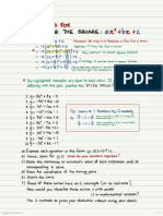 Completing The Square-1