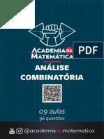 Módulo Análise Combinatória