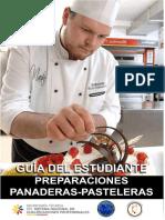 Guia del Estudiante Chef De Pastelería Panaderia INSTITUTO GTH