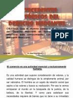 1. ANTECEDENTES HISTÓRICOS DEL DERECHO MERCANTIL