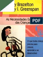 As Necessidades Essenciais das Crianças - Greenspan Cap 1 e 4