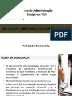 ABORDAGEM-DA-BUROCRACIA-DAS-ORGANIZAÇÕES-TGA.ppt