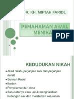 1. Pemahaman Awal Pernikahan.pdf