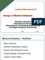 Steel_Ch5 -Beam-Column 1_0