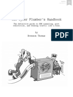 Brennon Thomas - The Cyber Plumber's Handbook_ The definitive guide to SSH tunneling, port redirection, and bending traffic like a boss.-Opsdisk LLC (2019)