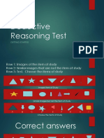 deductive reasoning test